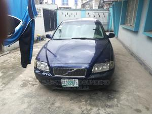 Volvo S80 2004 2.4 Automatic Blue | Cars for sale in Lagos State, Surulere