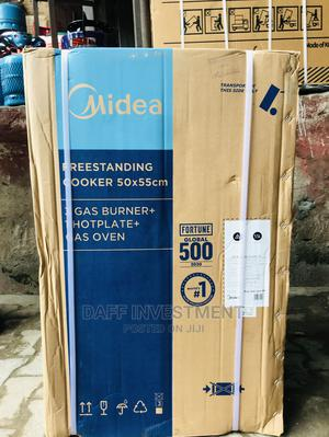 Midea 50 by 55 Gas Cooker | Kitchen Appliances for sale in Lagos State, Lekki