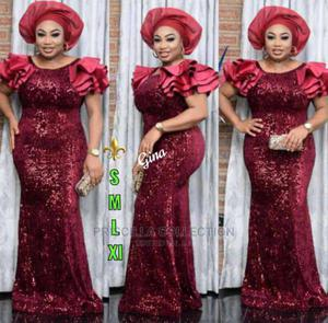 Sequence Dinner Gown for Beautiful Women   Clothing for sale in Lagos State, Ogba