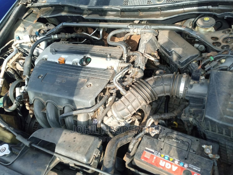 Archive: Honda Accord 2008 2.0 Comfort Automatic Gray