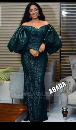 Quality Sequence Dinner Gown   Clothing for sale in Lagos State, Ojota