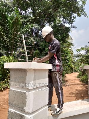 Angled Electric Fencing System   Building & Trades Services for sale in Benue State, Buruku