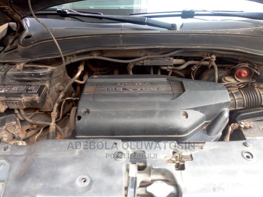 Archive: Honda Pilot 2003 LX 4x4 (3.5L 6cyl 5A) Black