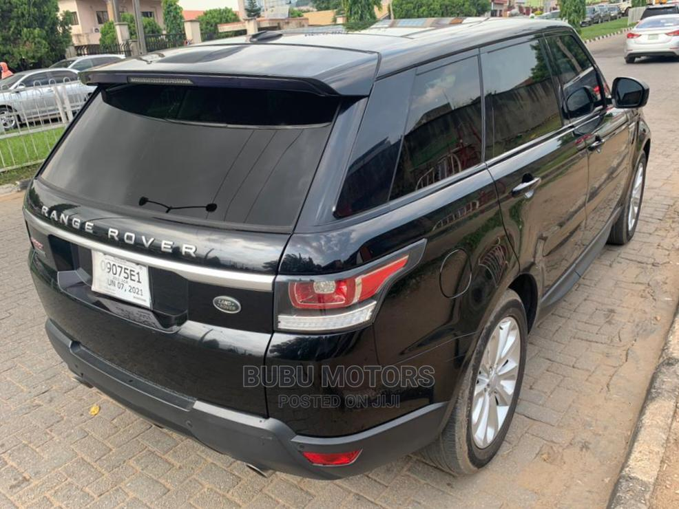 Land Rover Range Rover Sport 2015 Black | Cars for sale in Ikeja, Lagos State, Nigeria
