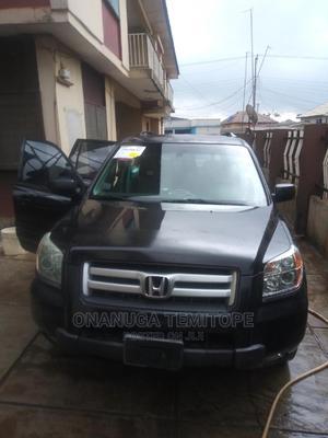 Honda Pilot 2006 EX 4x4 (3.5L 6cyl 5A) Black | Cars for sale in Oyo State, Ibadan