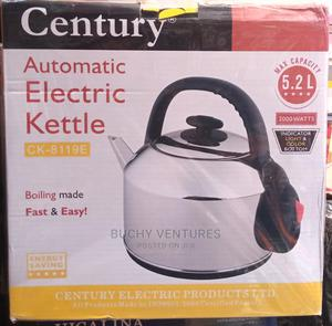 Century Automatic Electric Kettle-5.2l   Kitchen & Dining for sale in Lagos State, Ikeja