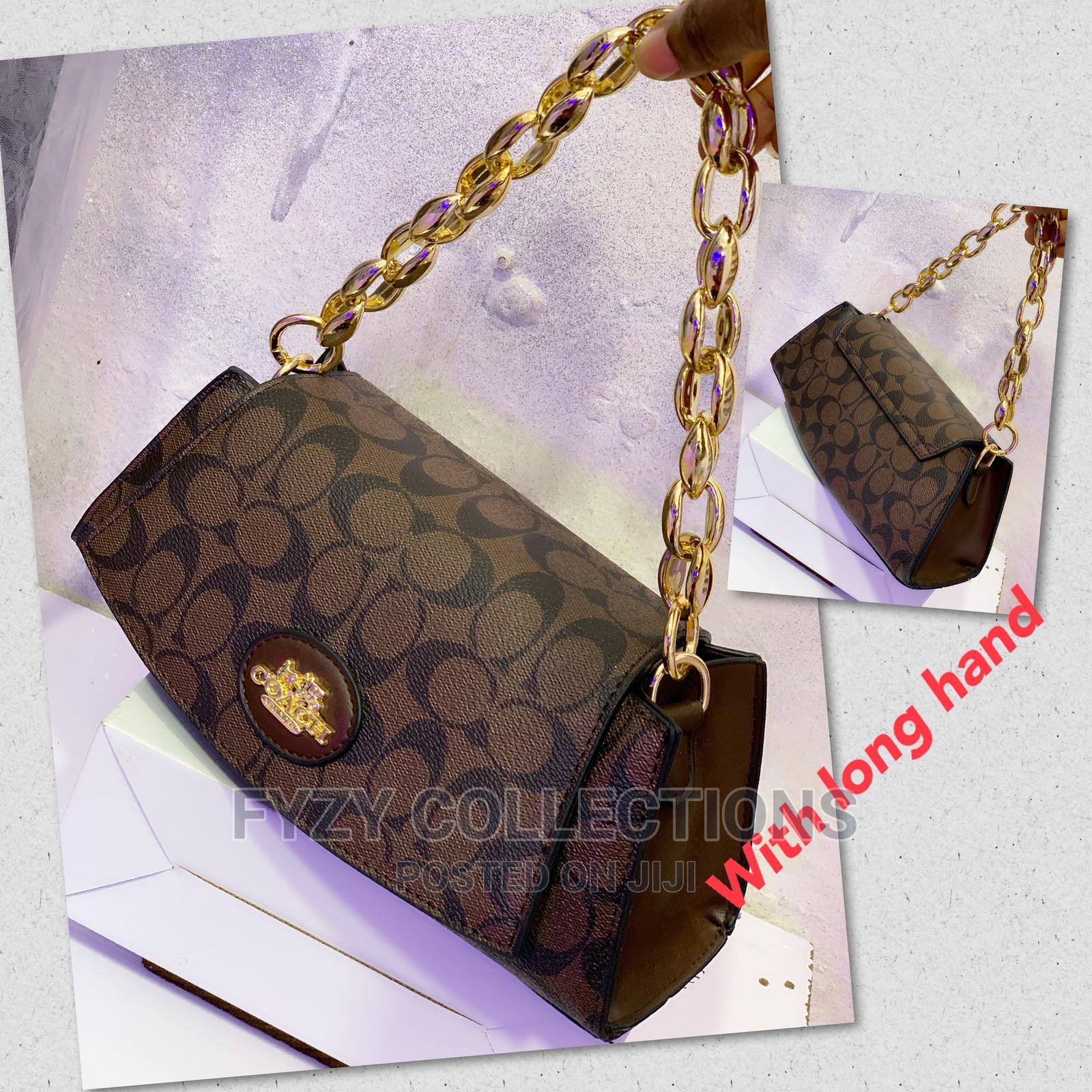 Archive: Coach Mini Shoulder Handbag