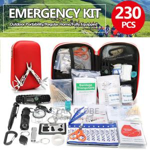 Emergency Bag Band Aid 230PCS Treatment Pack Survival Kit | Camping Gear for sale in Lagos State, Ikoyi