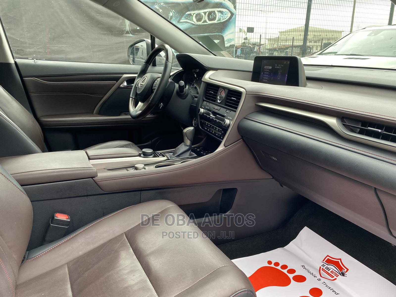Archive: Lexus RX 2016 350 AWD White