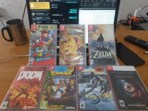 8 Nintendo Switch Games for Sale | Video Games for sale in Abuja (FCT) State, Central Business District