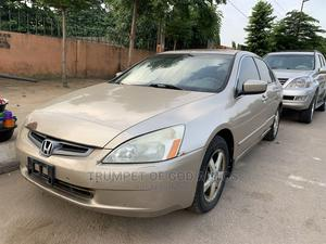 Honda Accord 2005 Gold   Cars for sale in Lagos State, Ikeja