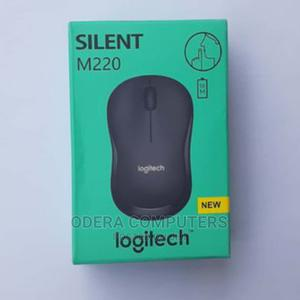 Logitech M220 Silent Wireless Mouse   Computer Accessories  for sale in Lagos State, Ikeja