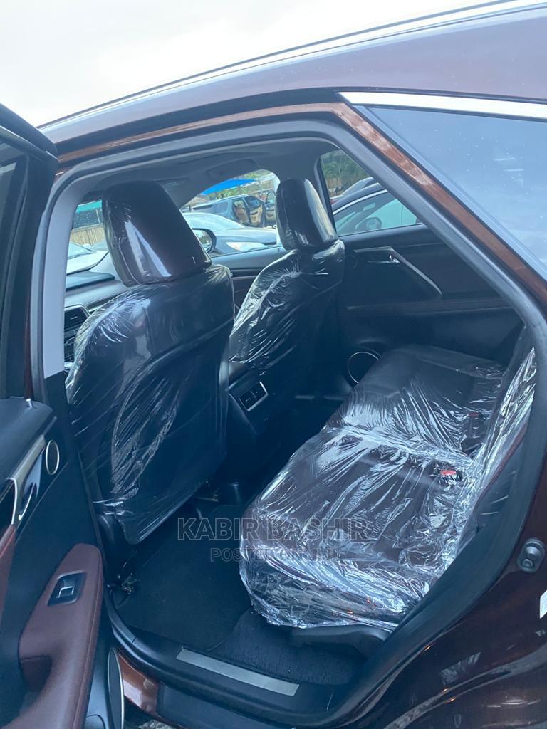 Archive: Lexus RX 2017 350 AWD