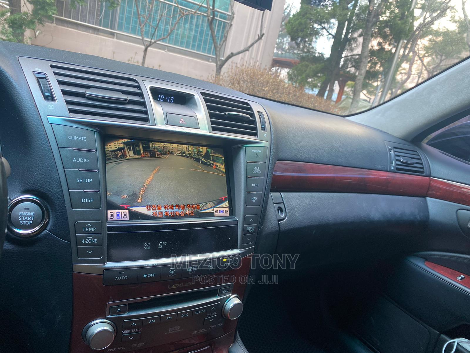 Archive: Lexus LS 2011 460 AWD Black