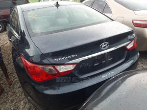 Hyundai Sonata 2012 Blue | Cars for sale in Lagos State, Agege