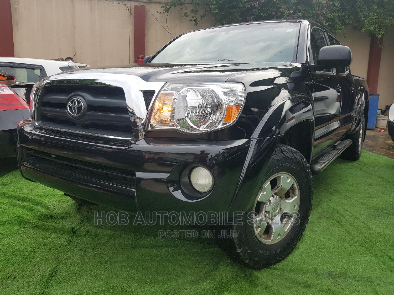 Archive: Toyota Tacoma 2007 Black