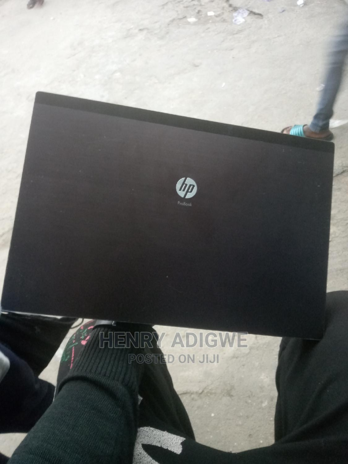 Laptop HP ProBook 4525S 6GB AMD HDD 500GB | Laptops & Computers for sale in Port-Harcourt, Rivers State, Nigeria