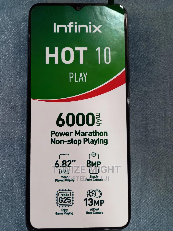 Archive: New Infinix Hot 10 Play 32 GB Black