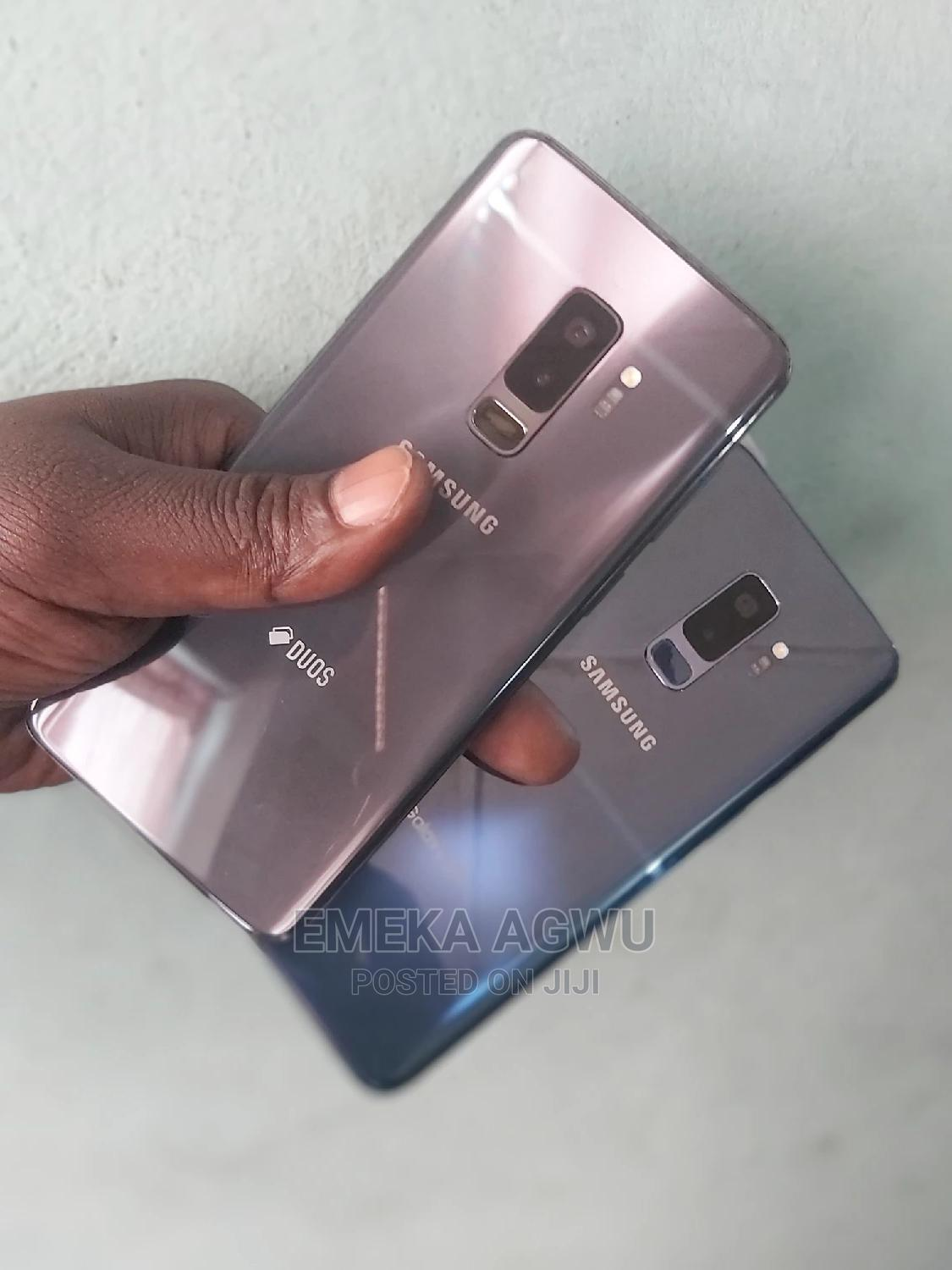 Samsung Galaxy S9 Plus 64 GB Blue | Mobile Phones for sale in Owerri, Imo State, Nigeria
