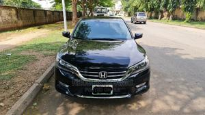 Honda Accord 2014 Black | Cars for sale in Abuja (FCT) State, Wuse