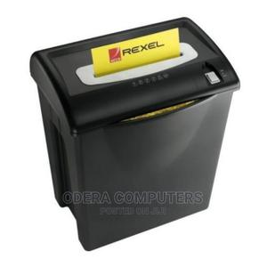 Rexel V120 Paper Shredder-Black   Stationery for sale in Lagos State, Ikeja
