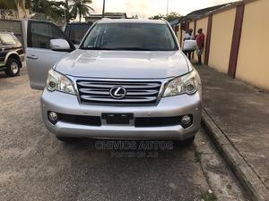 Lexus GX 2010 460 Silver | Cars for sale in Lagos State, Amuwo-Odofin