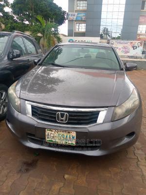 Honda Accord 2009 2.4 Gray | Cars for sale in Lagos State, Ikorodu