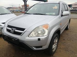 Honda CR-V 2003 Silver   Cars for sale in Lagos State, Ojodu