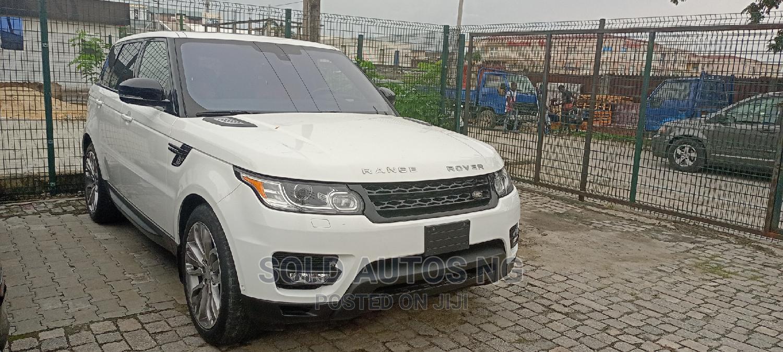 Archive: Land Rover Range Rover Sport 2016 White