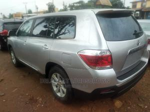 Toyota Highlander 2013 Limited 3.5l 4WD Silver   Cars for sale in Lagos State, Ikorodu