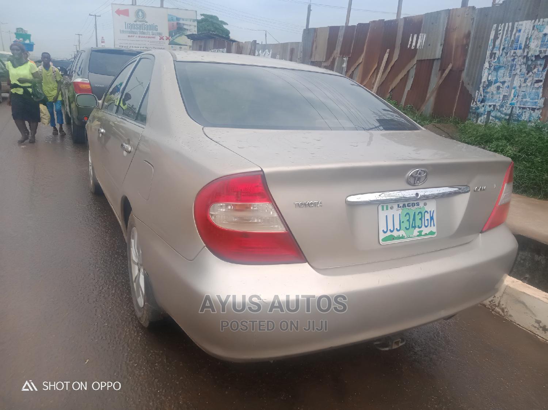 Toyota Camry 2003 Gold   Cars for sale in Sagamu, Ogun State, Nigeria