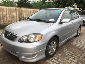 Toyota Corolla 2007 S Silver | Cars for sale in Oyo State, Ibadan
