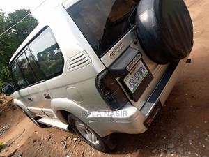 Toyota Land Cruiser 2002 Silver   Cars for sale in Benue State, Makurdi