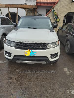 Land Rover Range Rover Sport 2014 HSE 4x4 (3.0L 6cyl 8A) White | Cars for sale in Lagos State, Lekki