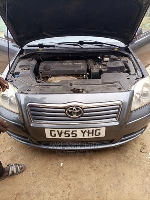 Toyota Avensis 2006 2.4 VVT-i Executive Gray | Cars for sale in Lagos State, Ikorodu