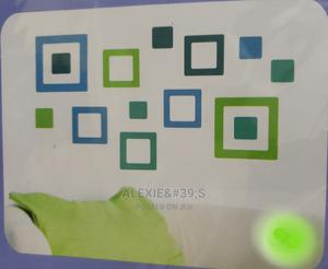 Bedazzled Squares Diy Removable 3d Wall Stickers | Home Accessories for sale in Abuja (FCT) State, Kubwa