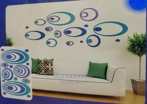 Oval Shaped Diy Removable 3d Wall Stickers | Home Accessories for sale in Abuja (FCT) State, Kubwa