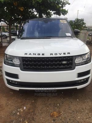 Land Rover Range Rover 2015 White | Cars for sale in Lagos State, Ikeja