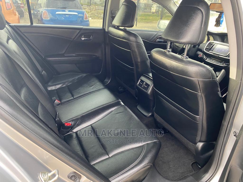 Honda Accord 2017 Silver | Cars for sale in Lekki, Lagos State, Nigeria