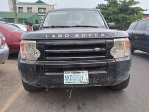 Land Rover LR3 2007 Black | Cars for sale in Lagos State, Ikeja