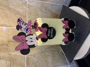 Minnie Mouse Cake | Meals & Drinks for sale in Abuja (FCT) State, Gwarinpa