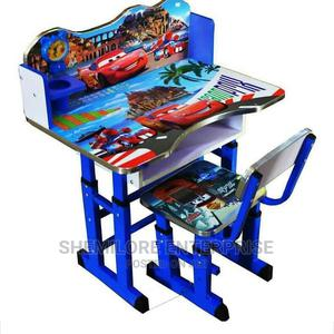Character Children Table And Chair | Children's Furniture for sale in Lagos State, Lagos Island (Eko)