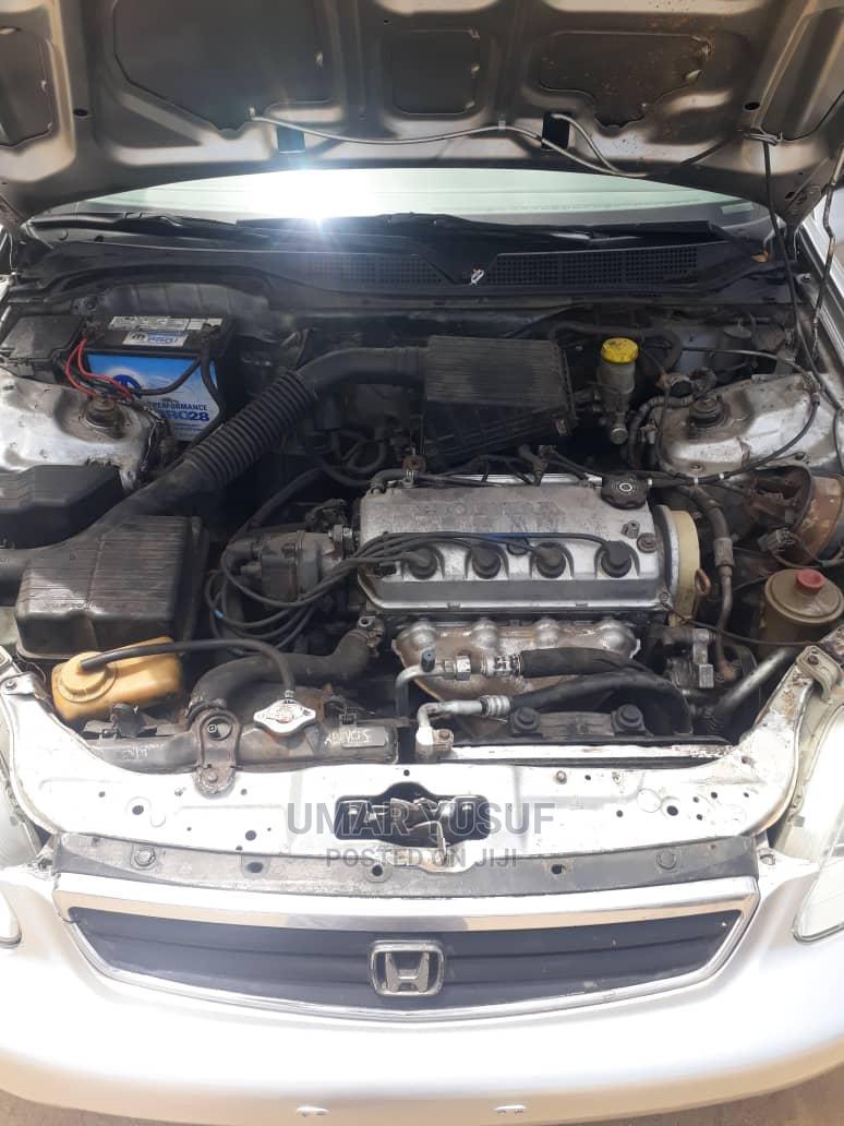 Archive: Honda Civic 2000 Silver