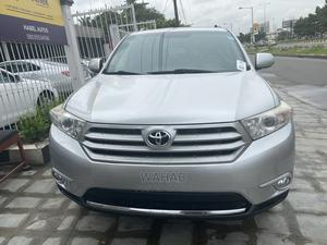 Toyota Highlander 2011 Limited Silver | Cars for sale in Lagos State, Ilupeju