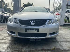 Lexus GS 2008 350 AWD Silver | Cars for sale in Lagos State, Ilupeju