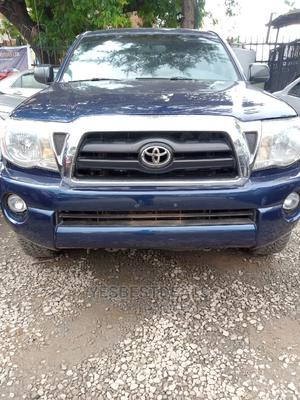 Toyota Tacoma 2006 PreRunner Access Cab Blue | Cars for sale in Abuja (FCT) State, Garki 1