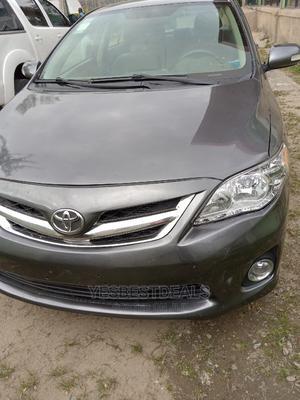 Toyota Corolla 2011 Gray | Cars for sale in Abuja (FCT) State, Garki 1