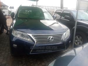 Lexus RX 2015 Blue | Cars for sale in Lagos State, Ojodu