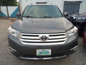 Toyota Highlander 2011 Gray   Cars for sale in Abuja (FCT) State, Garki 2