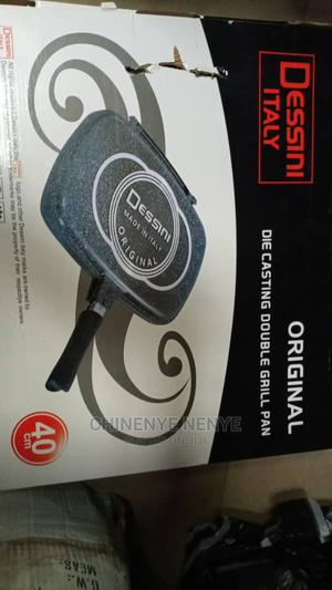 Dessini Grill Pan 40cm | Kitchen & Dining for sale in Lagos State, Kosofe